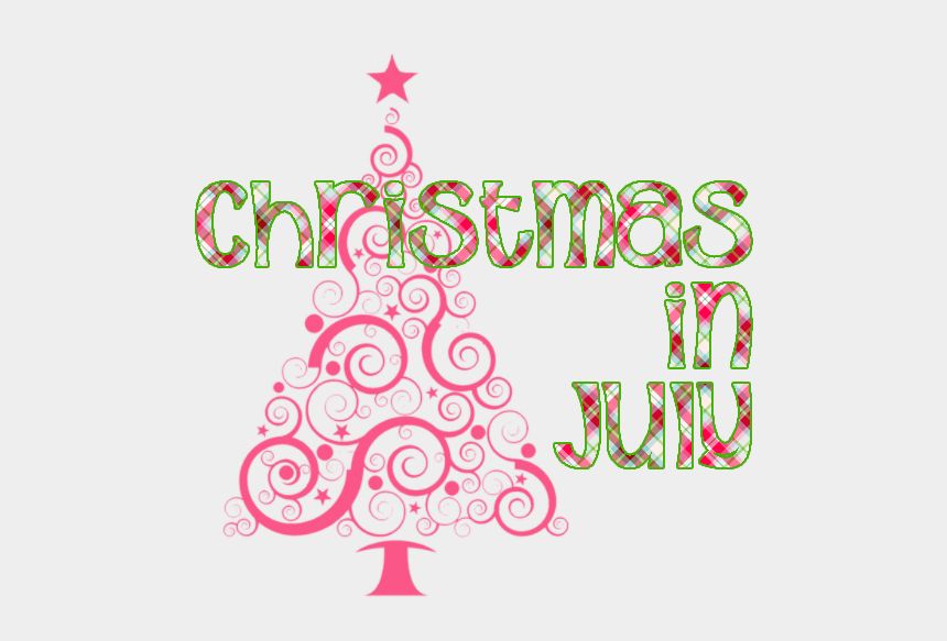 christmas in july clipart, Cartoons - Christmas In July Sale - Christmas Tree Design Drawing