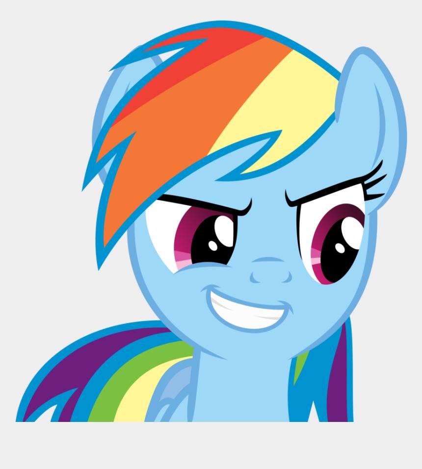 bunny face clipart, Cartoons - Rainbow Dash Awesome Face By Angel The Bunny - My Little Pony Rainbow Dash Face