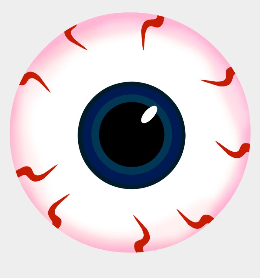 scary eyes clipart, Cartoons - Scary Eyes Clipart - Halloween Eyeball Clip Art