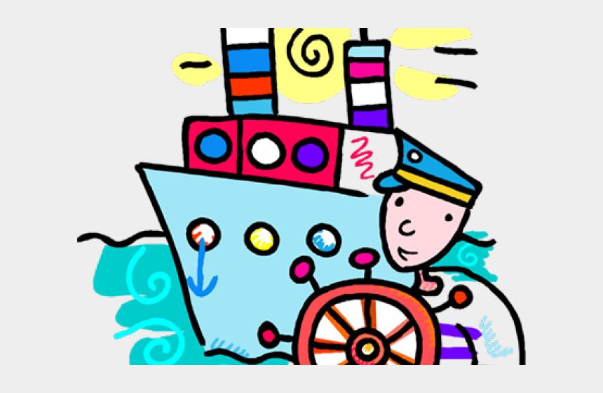 ship wheel clipart, Cartoons - Cruise Clipart Captain Ship