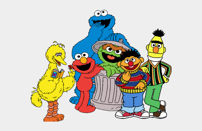 Clipart Wallpaper Blink Transparent Sesame Street