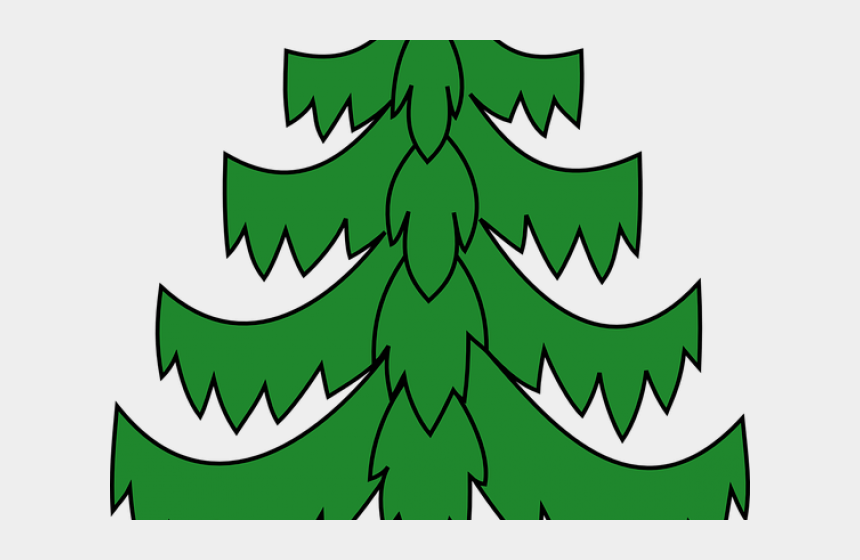 fir tree clipart, Cartoons - Fir Tree Clipart Pohon - Coat Of Arms With Trees