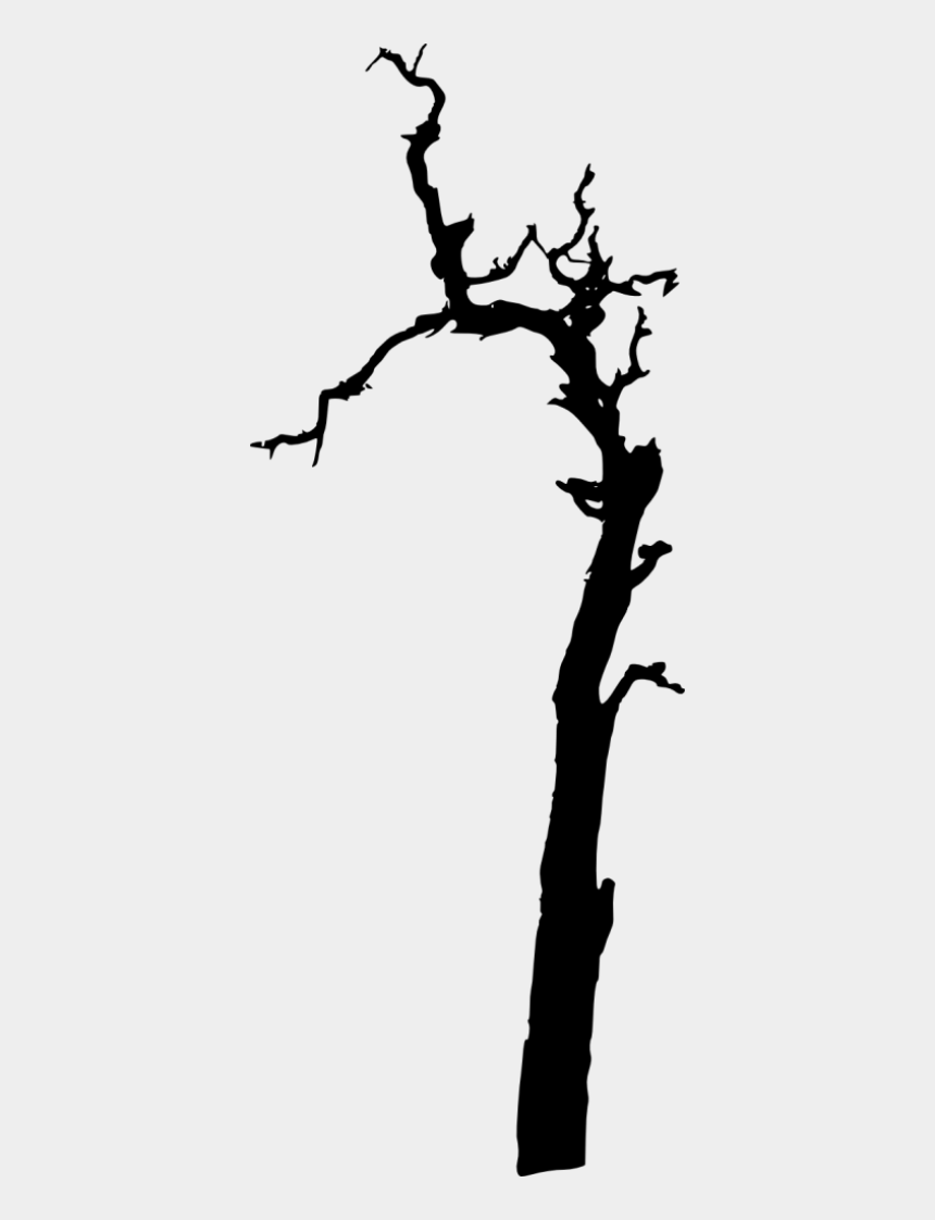 dead tree clipart, Cartoons - Dead Tree Silhouette - Tree Silhouette Png Png