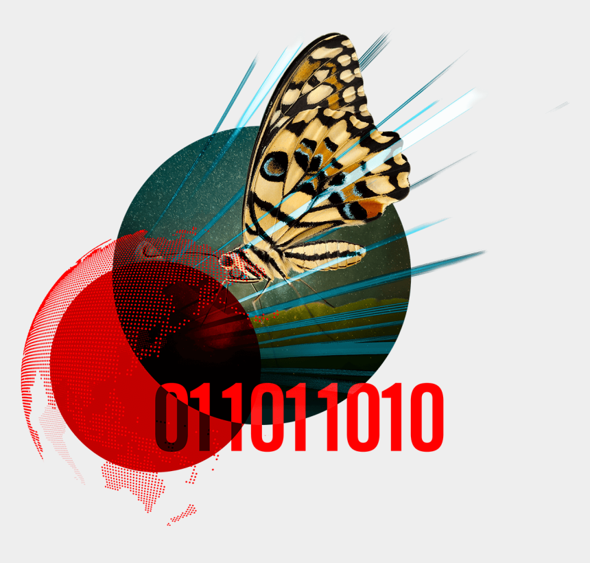 how to make digital clipart, Cartoons - Differentiate With Digital - Butterfly-amazing Paintings-29