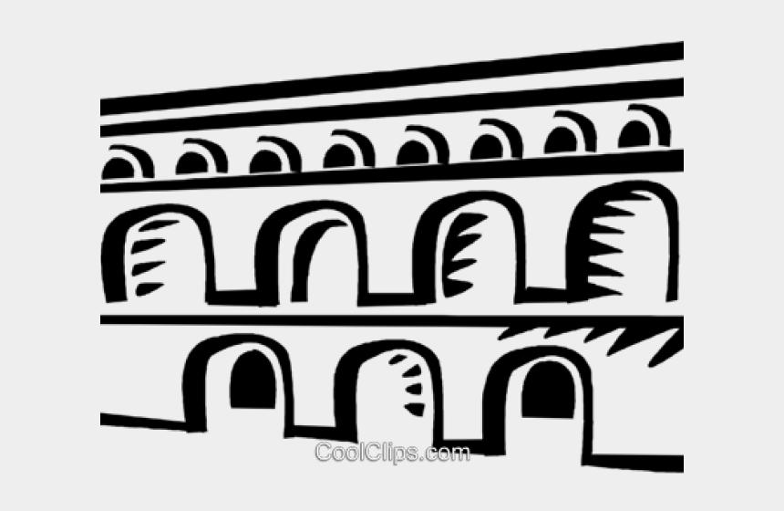 clipart que es, Cartoons - Aqueduct Clipart Ancient Roman Aqueduct - Roman Aqueduct Clipart
