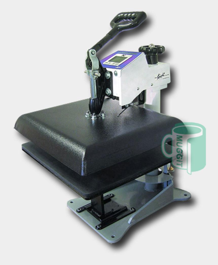 heat press clipart, Cartoons - 355 X 406mm Heat Platen Muggit Heat Press Geoknight - Heat Press Machine South Africa