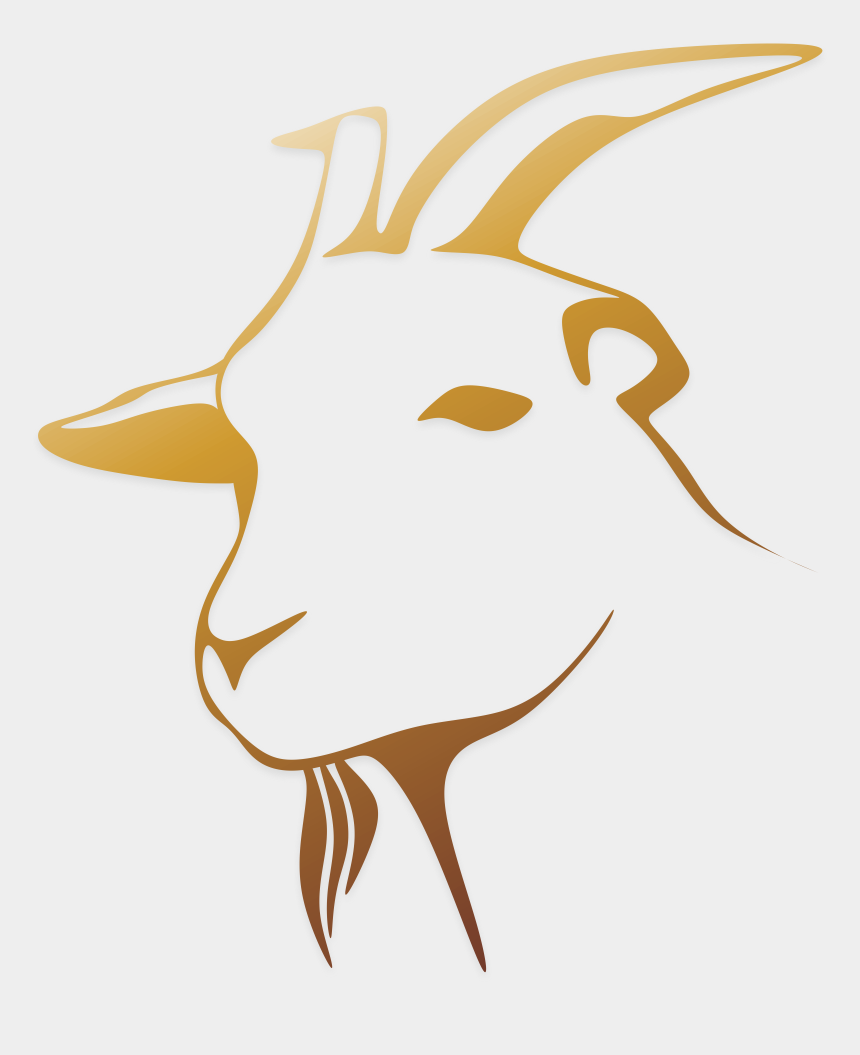 goat face clipart, Cartoons - Goat Clipart Greatest Of All Time - Goat Head Clip Art