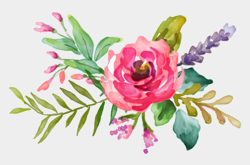 how to make watercolor clipart, Cartoons - Flôres & Jardim E Etc - Floral Design