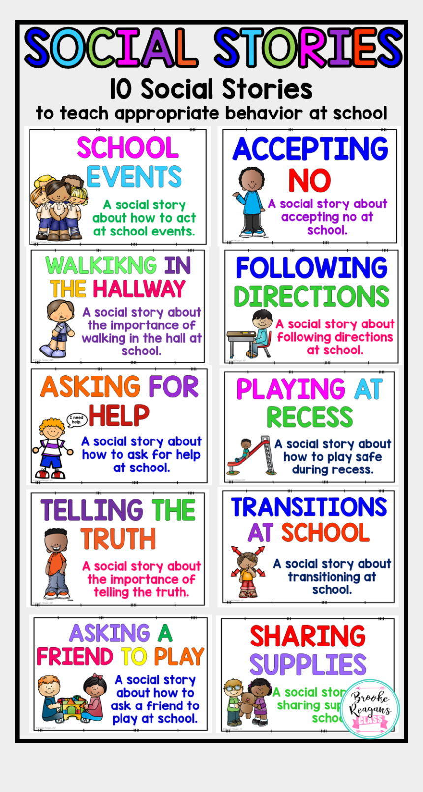 aba therapy clipart, Cartoons - 10 Social Stories To Teach Appropriate Behavior At - Social Story Appropriate Behavior