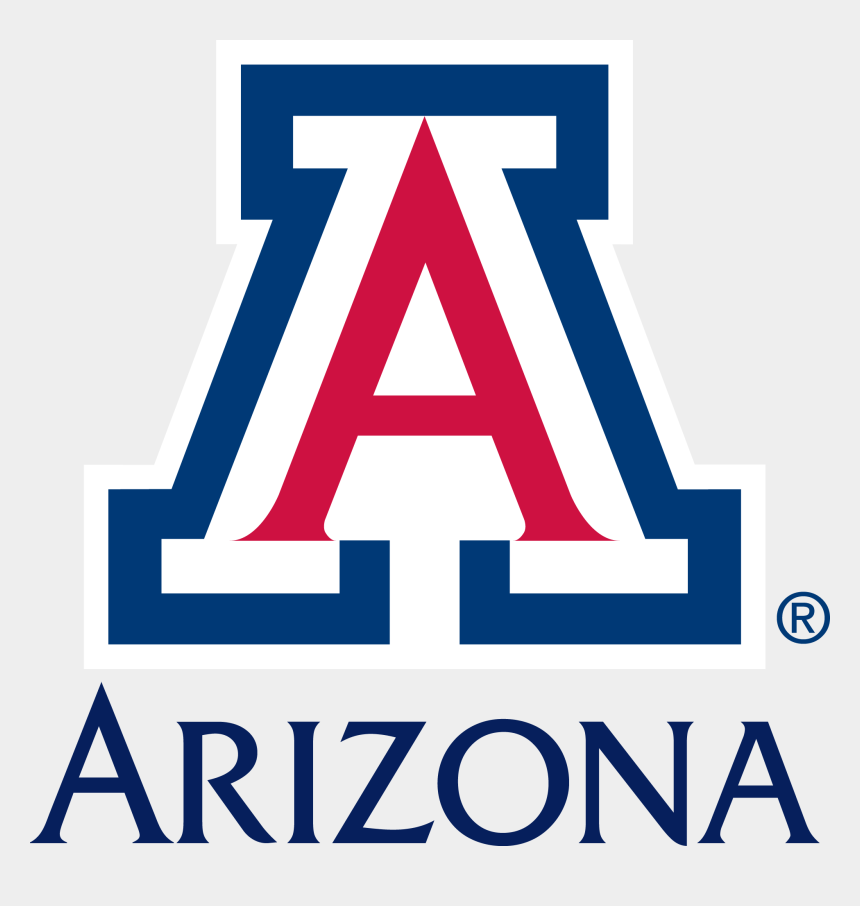 texas state university clipart, Cartoons - University Of Arizona Seal And Logos Png&svg Download, - University Of Arizona Logo Png