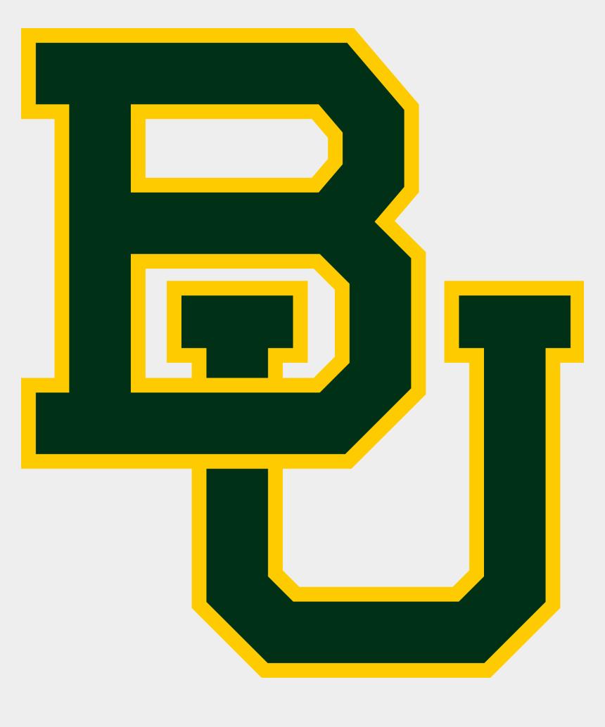 texas state university clipart, Cartoons - Baylor University Logo - Baylor Logo