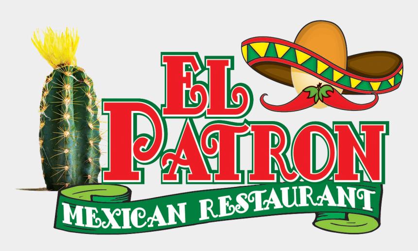 el bistec clipart, Cartoons - El Patron - El Patron Mexican Restaurant