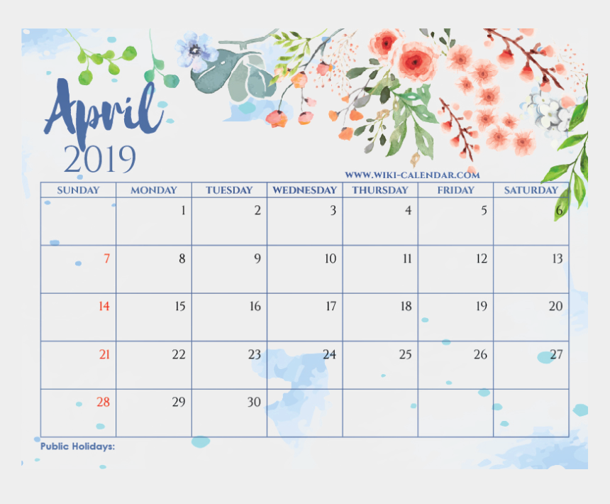 october 2017 calendar clipart, Cartoons - May 2019 Calendar Printable - June 2019 Calendar Printable