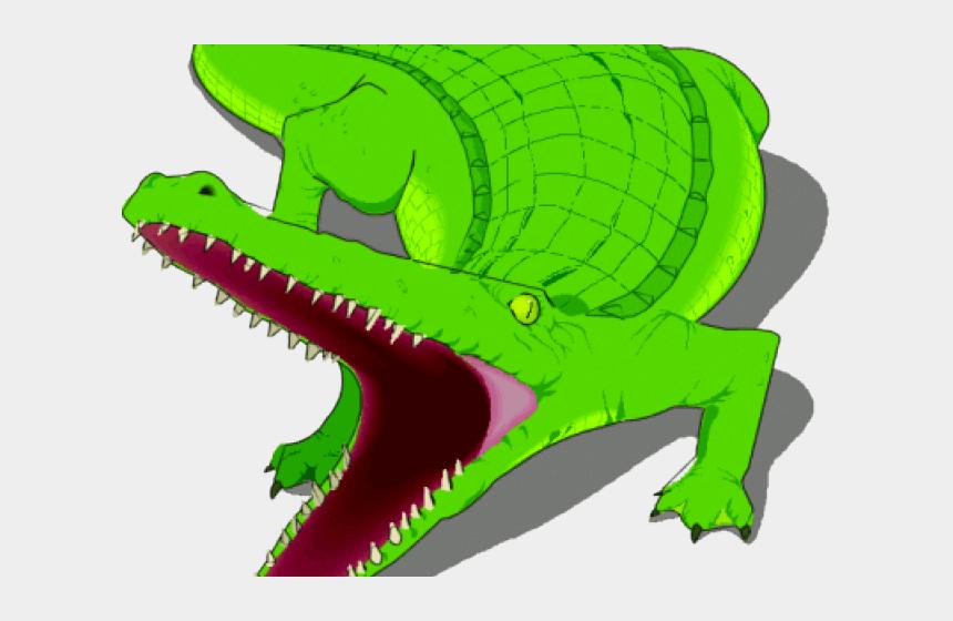crocodile head clipart, Cartoons - Crocodile Clip Art
