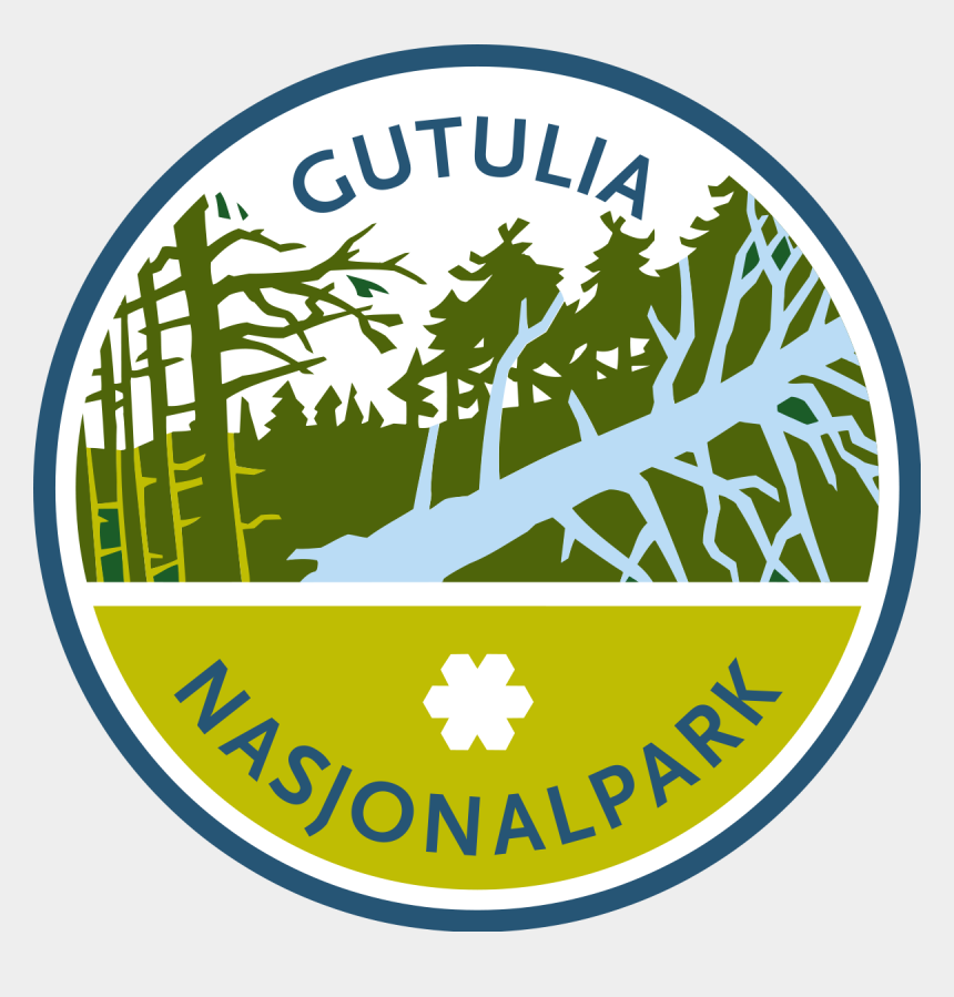clipart national parks, Cartoons - Gutulia National Park - Jostedalsbreen National Park Logo