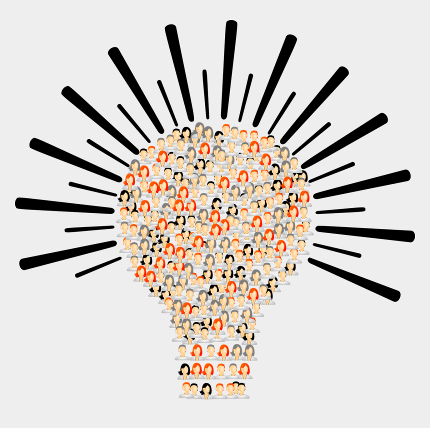 stay informed clipart, Cartoons - Services We Provided - Incandescent Light Bulb