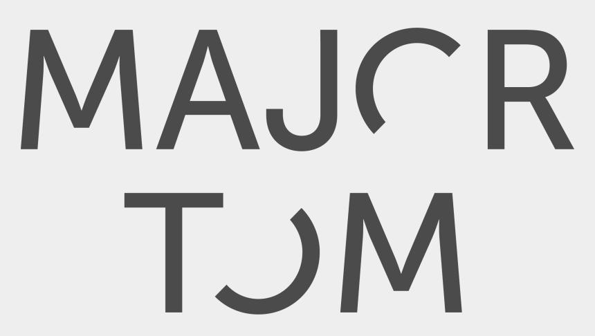 social media clipart black and white, Cartoons - 2019 Smw Toronto - Major Tom Logo