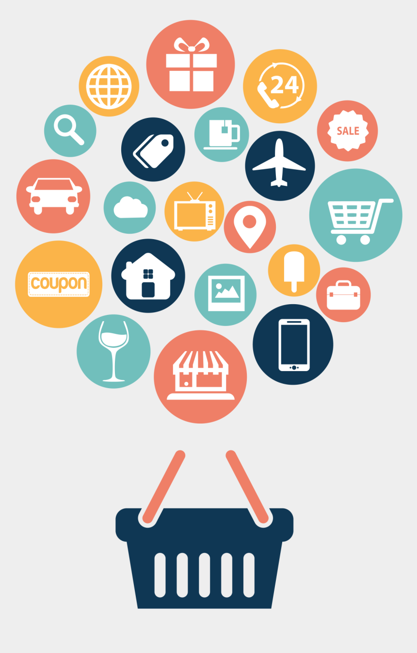 social media icons clipart, Cartoons - Free Png Social Media Icons - Shopify Marketing