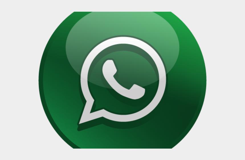 social media icons clipart, Cartoons - Social Media Icons Clipart Whatsapp - Whatsapp Icon Art 3d