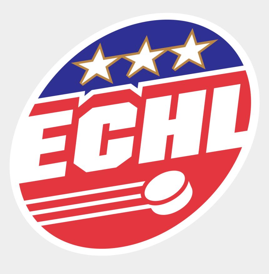 flaming hockey puck clipart, Cartoons - East Coast Hockey League Logo