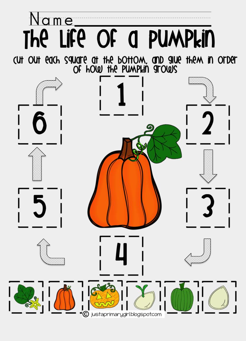 pumpkin life cycle clipart, Cartoons - Five Senses Fall Acrostic - Life Cycle Of A Pumpkin Worksheet Preschool