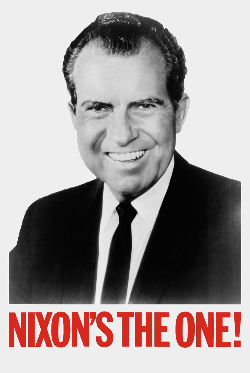 richard nixon clipart, Cartoons - Nixon's The One 1968 - Richard M Nixon