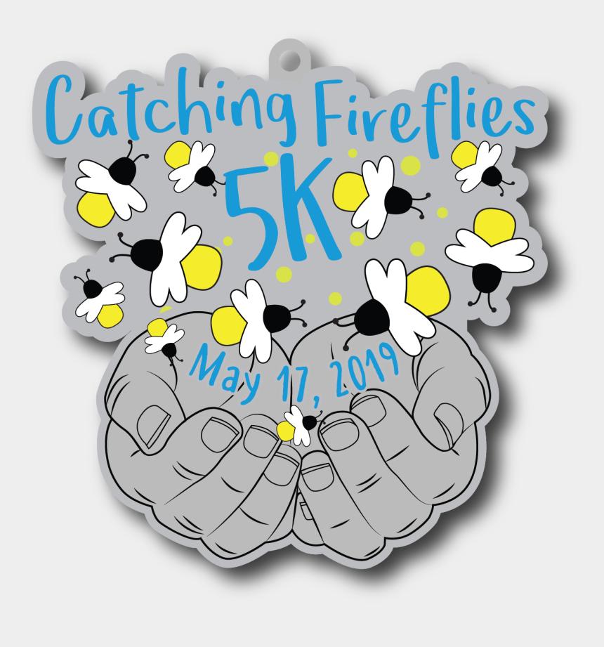 female coach clipart, Cartoons - The 8th Annual Catching Fireflies 5k Run/walk - Graphic Design