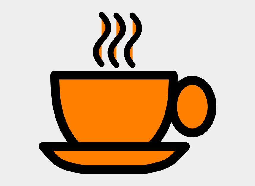 travel coffee mug clipart, Cartoons - Orange Coffee Mug Clip Art At Clker Com Vector Clip - Drink Coffee For Your Protection