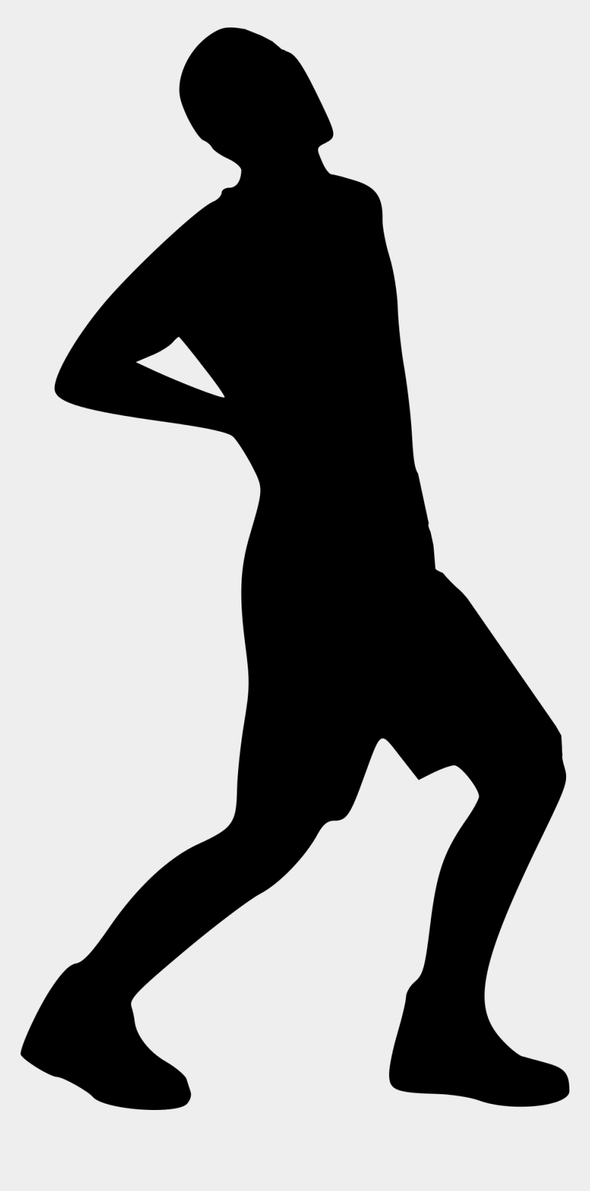 lower back pain clipart, Cartoons - Back Pain Silhouette