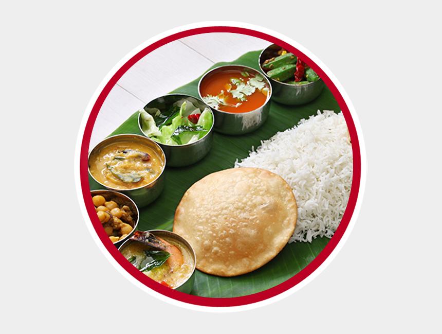 vegetarian food clipart, Cartoons - Indian Food Png - South Indian Food Plate