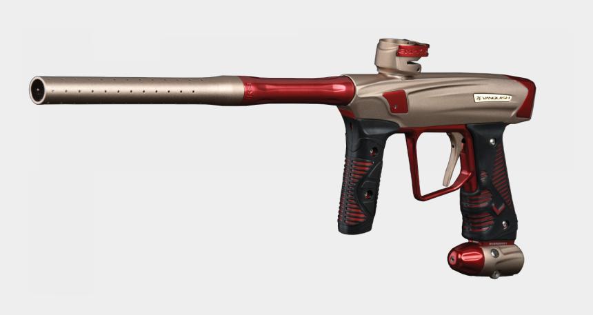 paintball gun clipart, Cartoons - Empire Vanquish Paintball Gun , Png Download - Assault Rifle