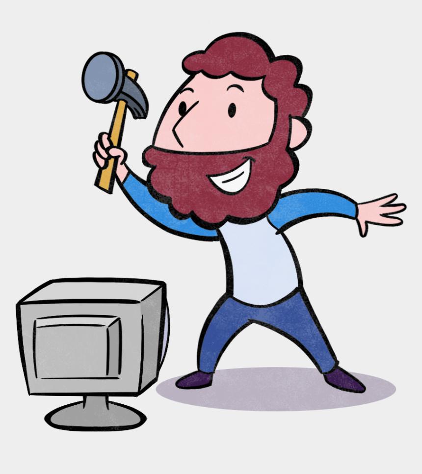 video game designer clipart, Cartoons - How Does 5 Hours Of Video Courses Sound We Teach You - Cartoon