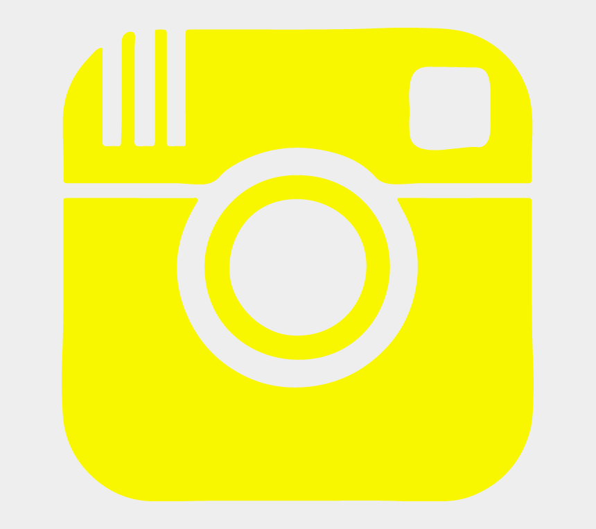 instagram clipart png, Cartoons - Instagram Network Icons Brand Yellow Computer Graphics - Logo Instagram Amarelo Png
