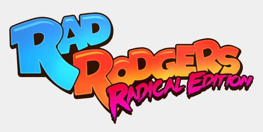 straight a's report card clipart, Cartoons - Fight Alongside Or Against Buddies In Radical Edition's - Rad Rodgers Radical Edition Logo Png