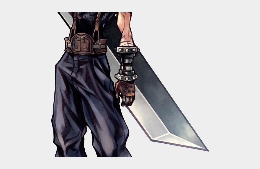 final fantasy clipart, Cartoons - Final Fantasy Clipart Cloud Strife - Dissidia Final Fantasy Art