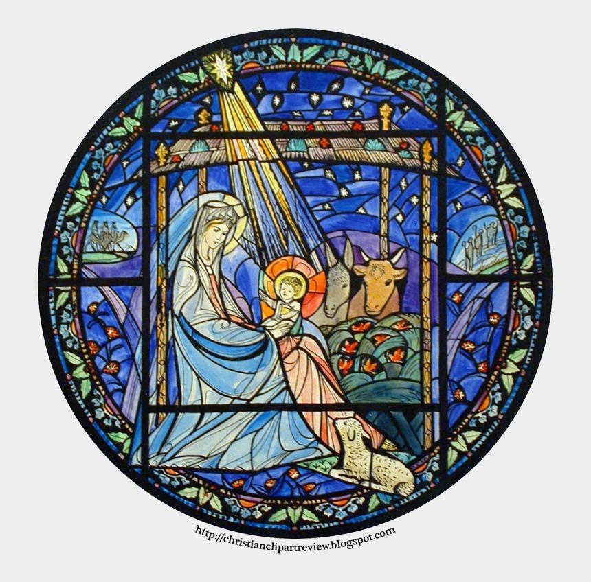 christmas banner clipart religious, Cartoons - Description Of The Illustration - Religious Blue Christmas Bulletin Cover