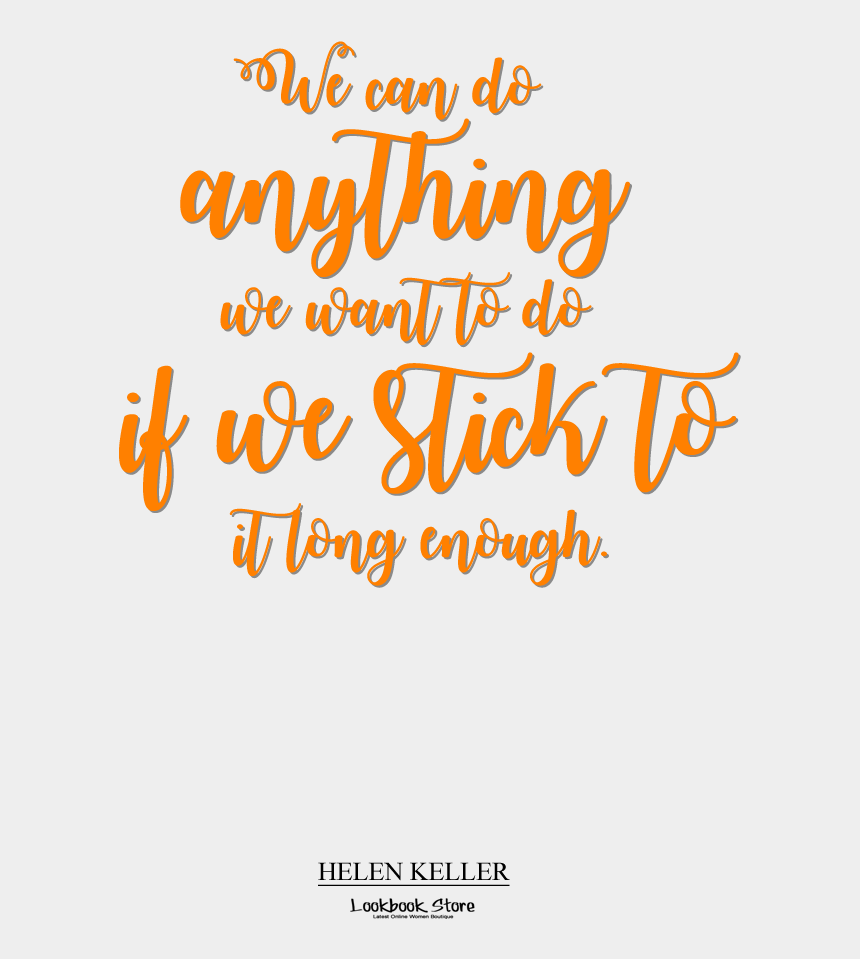 inspirational quotes clipart, Cartoons - Inspirational Quotes // Be Positive And Never Give - Calligraphy