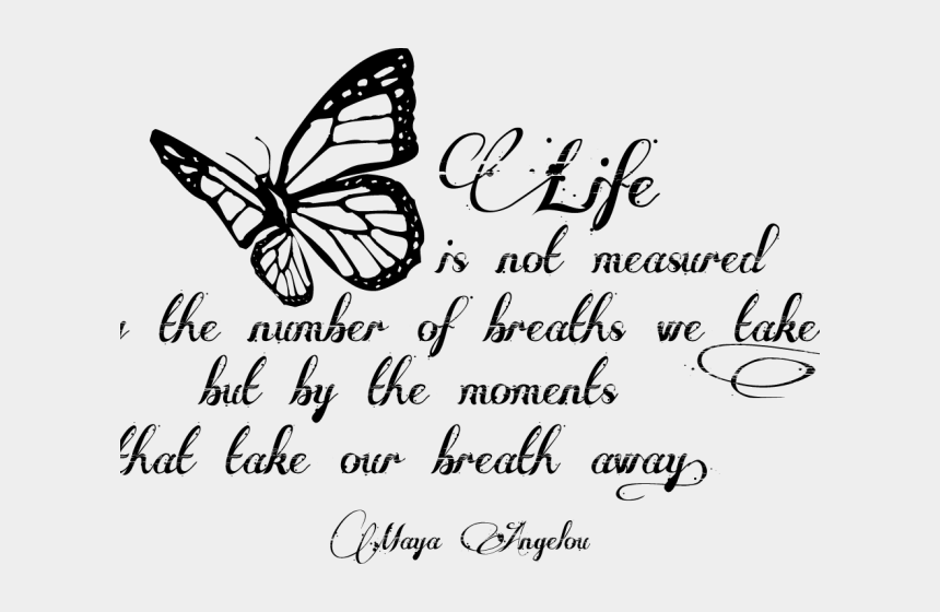 inspirational quotes clipart, Cartoons - Life Quotes Cliparts - Life Quotes Png Hd