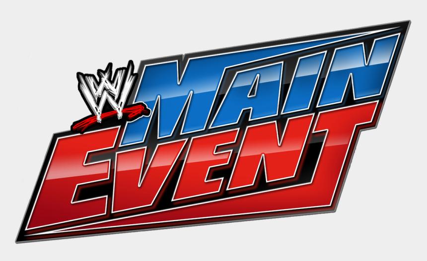 Wwe Clipart Wwe Logo - Wwe Main Event Logo, Cliparts