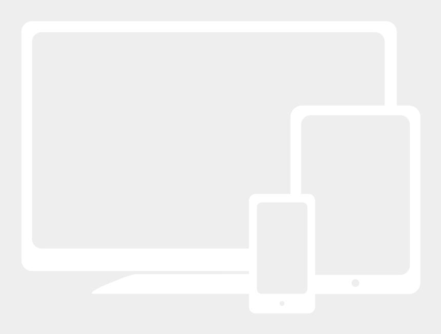 responsive clipart, Cartoons - Web Design In Delaware Fine Line Websites Ⓒ - Web Design White Icon