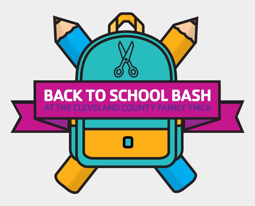 back to school bash clipart, Cartoons - B2schbash Logo