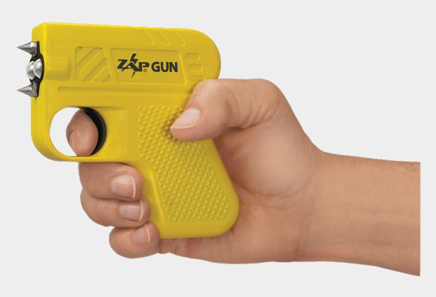 gun in hand clipart, Cartoons - Download Zap Gun Stun Gun In Hand Transparent Png - Gun And Hands Png