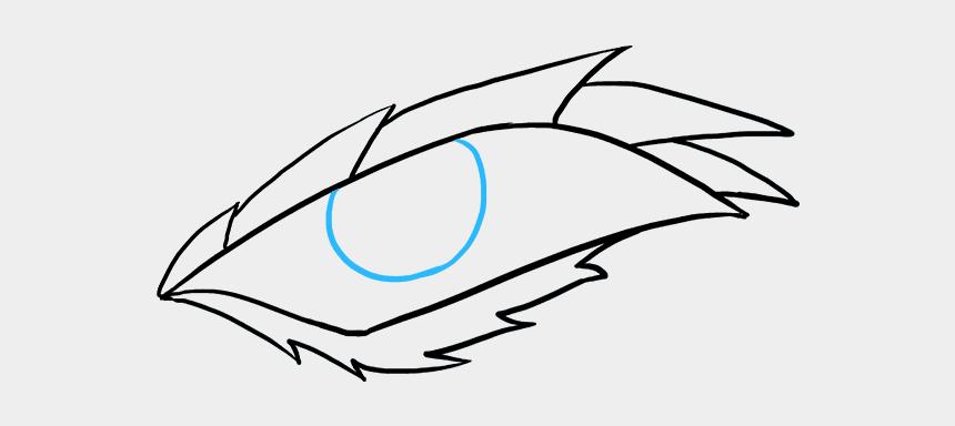 dragon eye clipart, Cartoons - How To Draw A Dragon Eye - Easy Dragon Eye Drawing