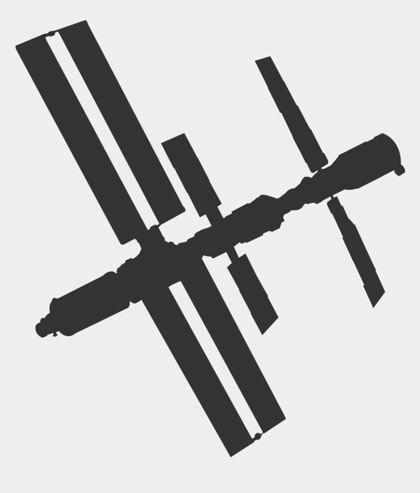 international space station clipart, Cartoons - International Space Station - International Space Station Vector