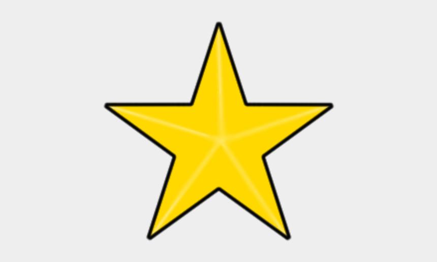 estrellas clipart, Cartoons - Estrella Sticker - Star Png Hd
