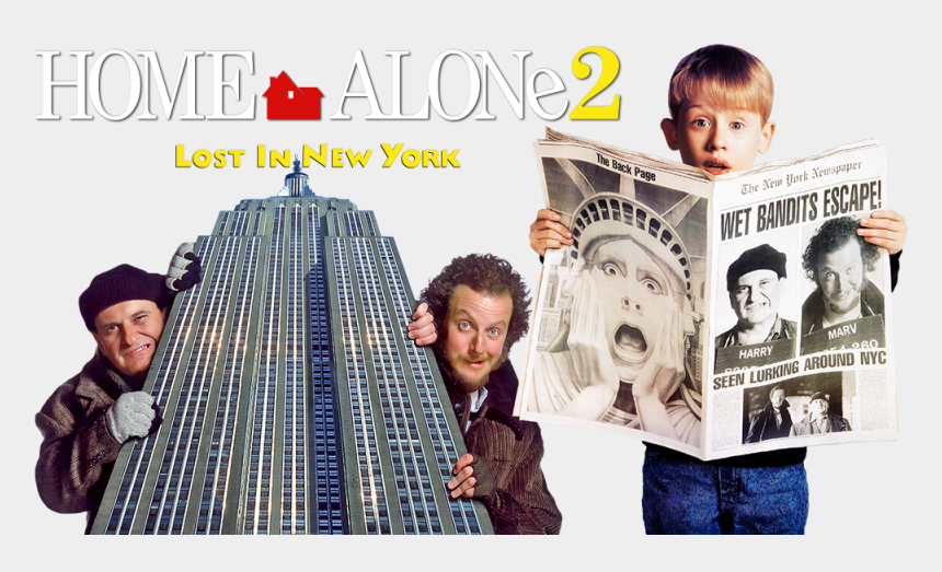 home alone clipart, Cartoons - Home Alone - Home Alone 2 Lost In New York Kevin