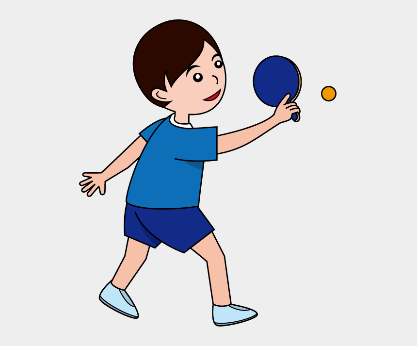 ping pong ball clipart, Cartoons - Ping Pong Clip Art - Playing Table Tennis Clipart