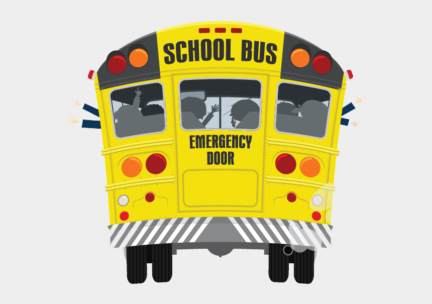 pinkalicious cupcake clipart, Cartoons - My Favorite Things - School Bus Back Cartoon