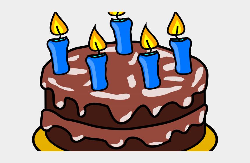 german chocolate cake clipart, Cartoons - Chocolate Cake Clipart 50th - Birthday Cake Clip Art