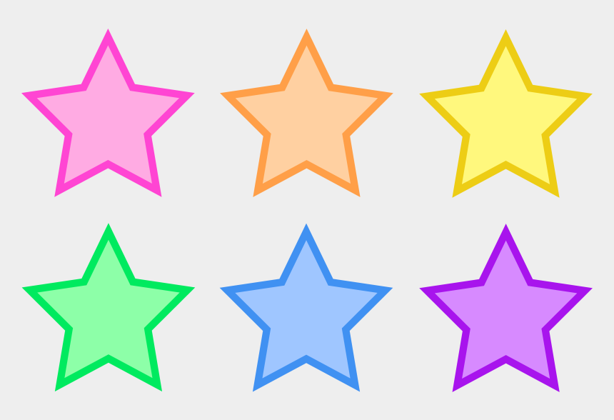 photo relating to Free Printable Star called Star Clip Artwork Dcobxzce - Free of charge Printable Coloured Superstars